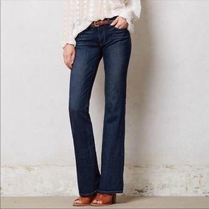 Paige Skyline Bootcut Petite Style Jeans 31